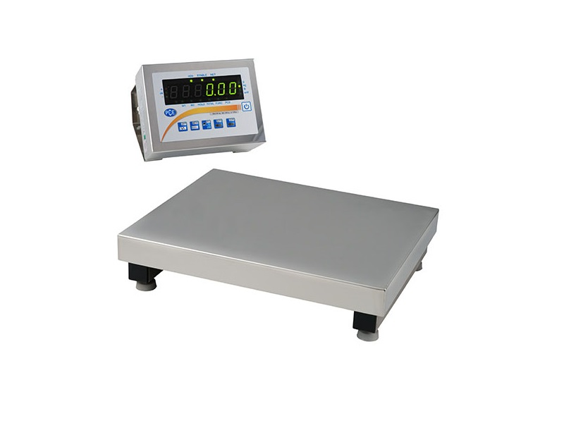 Stainless Steel Benchtop Scale