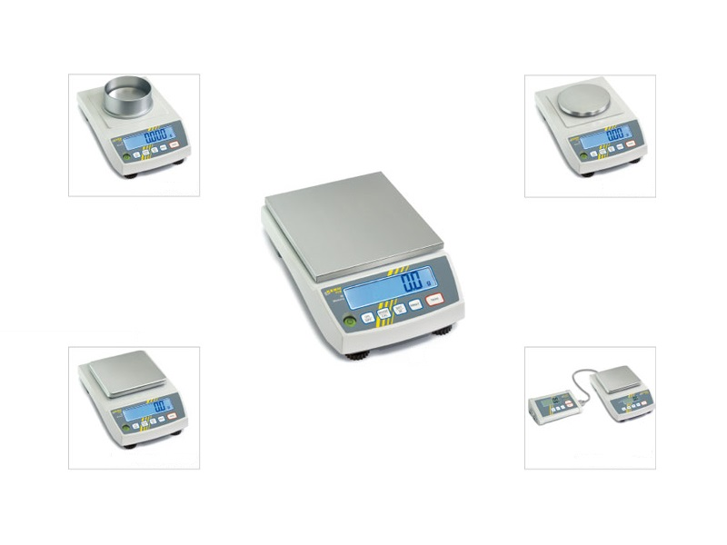6000g Capacity Electronic Scales