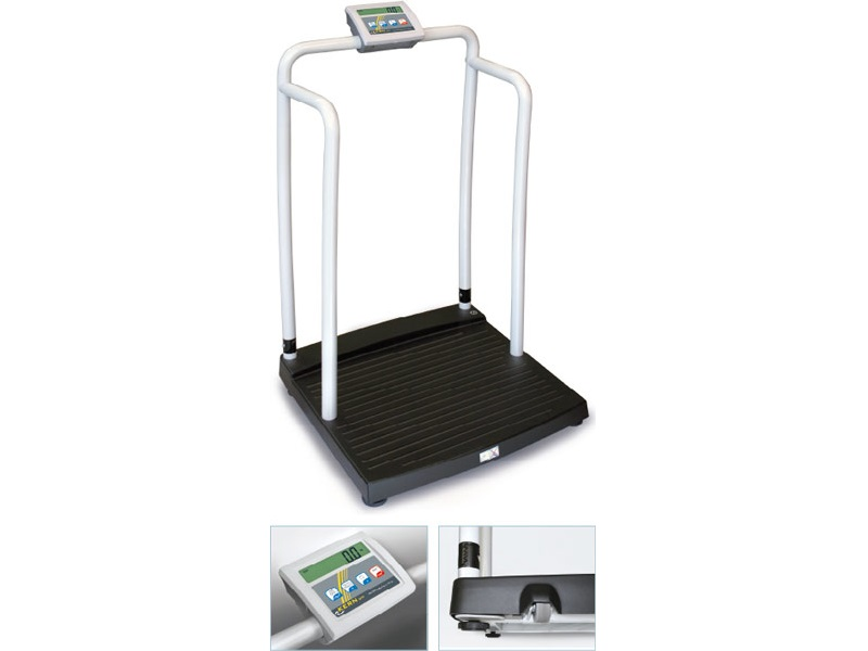 Handrail Medical Scale