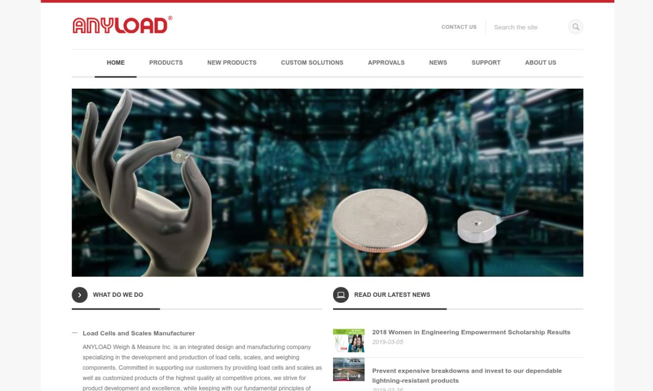 Anyload Transducer Co. Ltd.