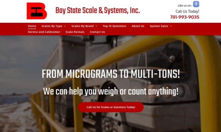 Bay State Scale & Systems, Inc.