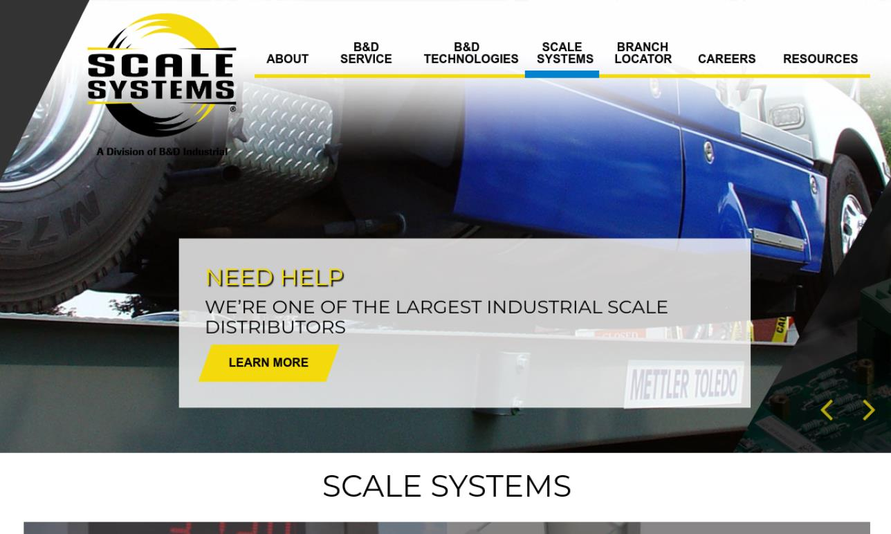 Scale Systems