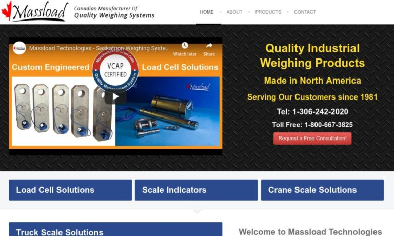 Massload Technologies Inc.