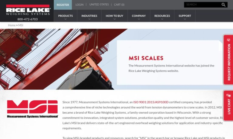 Measurement Systems International