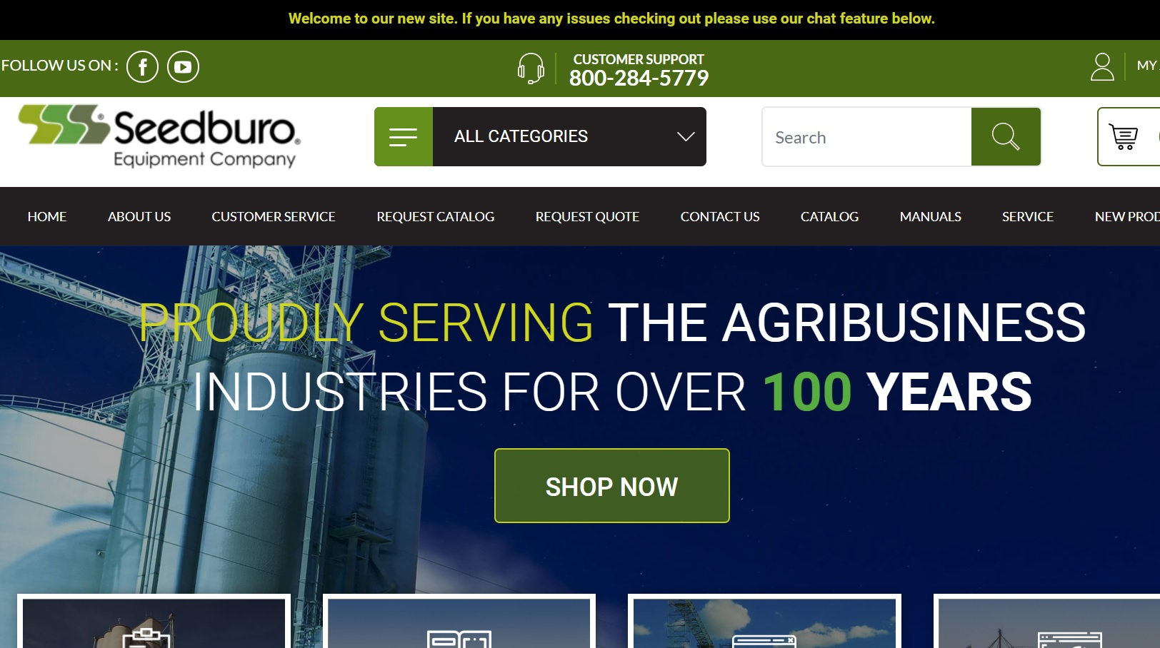 Seedburo® Equipment Company