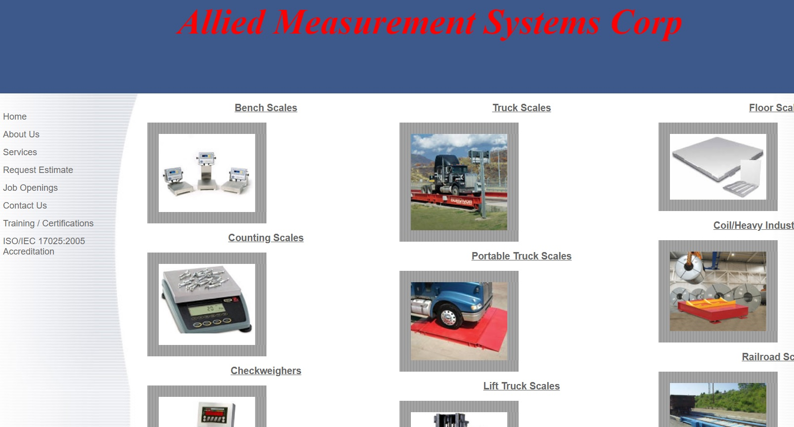 Allied Measurement Systems Corp.