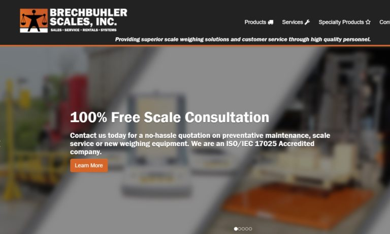 Brechbuhler Scales, Inc.